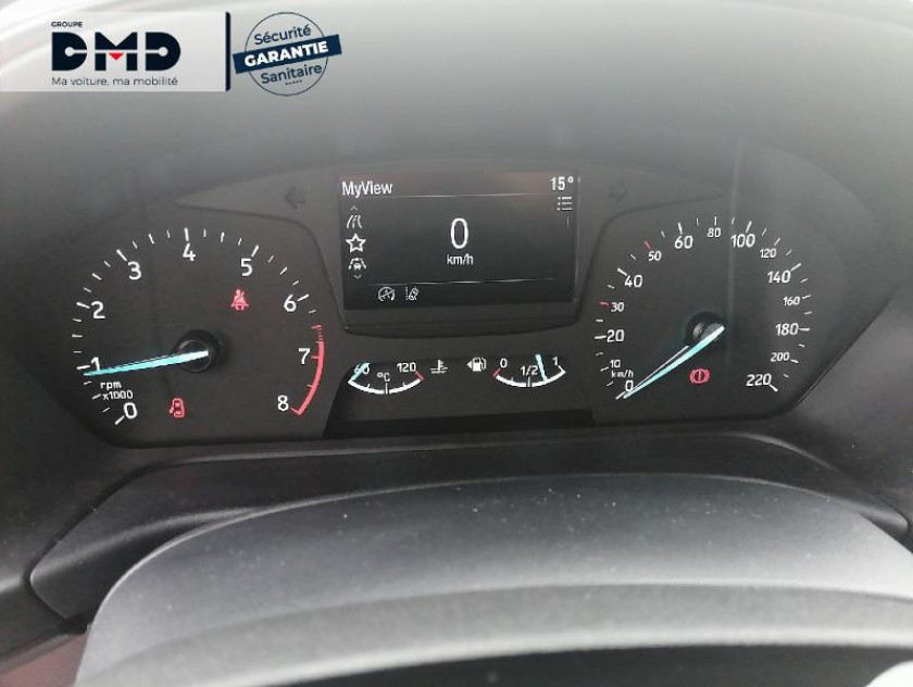 Ford Fiesta 1.1 75ch Cool & Connect 5p - Visuel #8