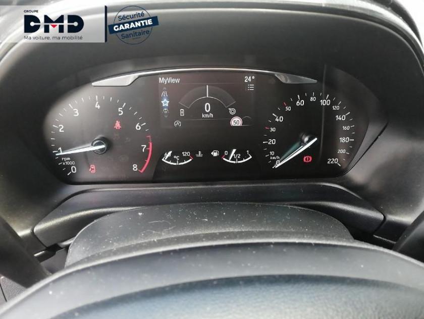 Ford Puma 1.0 Ecoboost 125ch Mhev Titanium - Visuel #8
