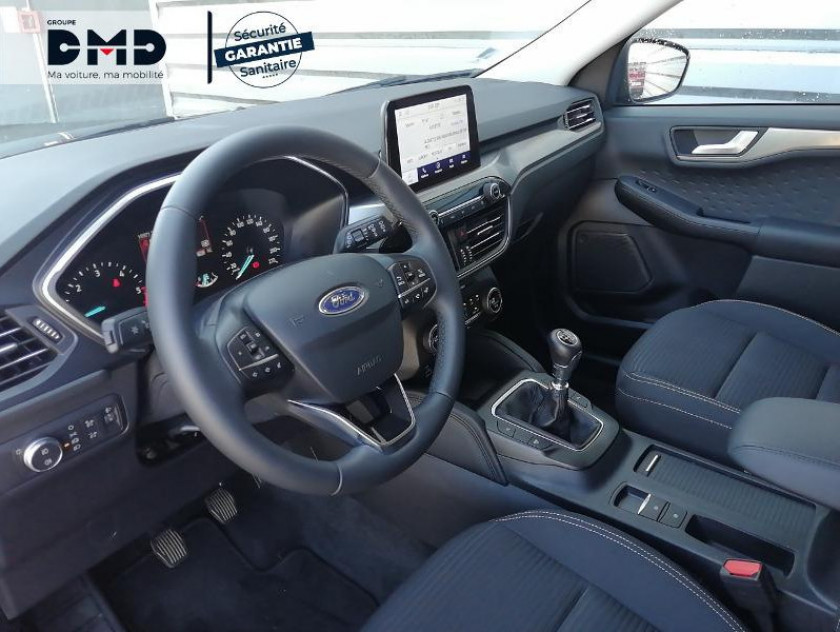 Ford Kuga 1.5 Ecoblue 120ch Titanium 6cv - Visuel #5