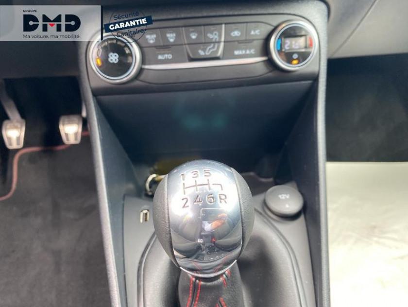 Ford Fiesta 1.0 Ecoboost 95ch St-line 5p - Visuel #8