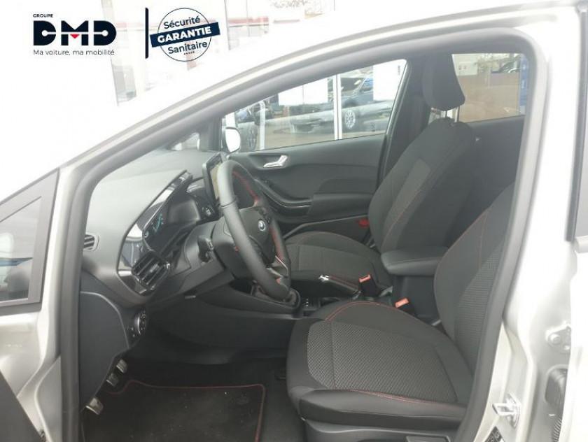 Ford Fiesta 1.0 Ecoboost 95ch St-line 5p - Visuel #9