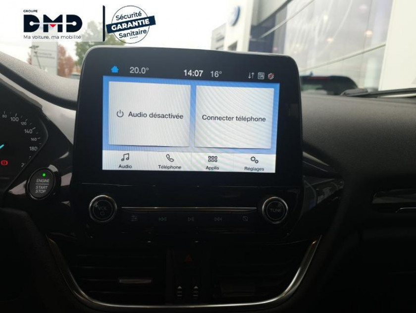 Ford Fiesta 1.0 Ecoboost 95ch St-line 5p - Visuel #6