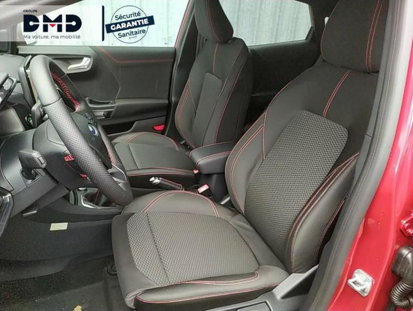 Ford Puma 1.0 Ecoboost 125 Ch Mhev S&s Bvm6 St-line 5p - Visuel #9