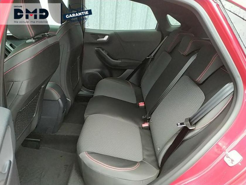 Ford Puma 1.0 Ecoboost 125 Ch Mhev S&s Bvm6 St-line 5p - Visuel #10