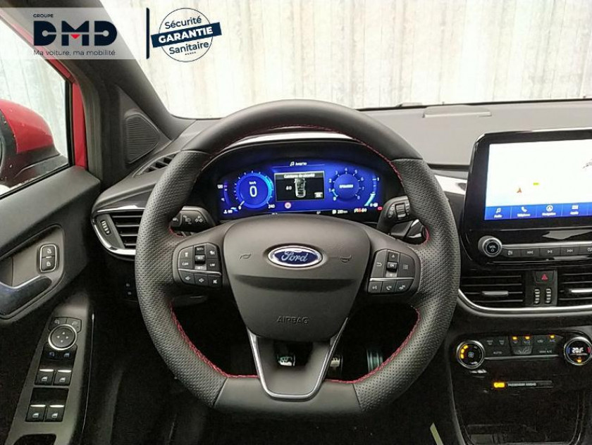 Ford Puma 1.0 Ecoboost 125 Ch Mhev S&s Bvm6 St-line 5p - Visuel #7