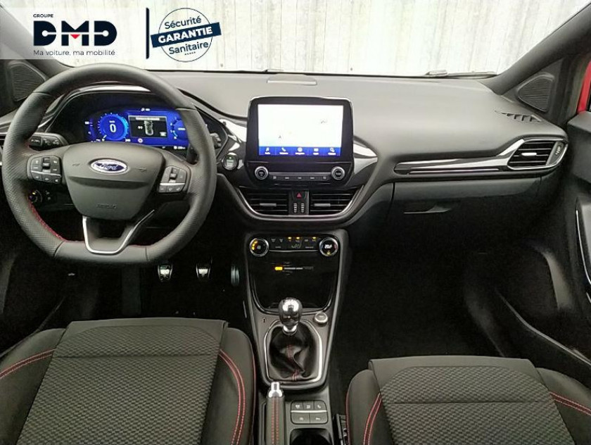 Ford Puma 1.0 Ecoboost 125 Ch Mhev S&s Bvm6 St-line 5p - Visuel #5