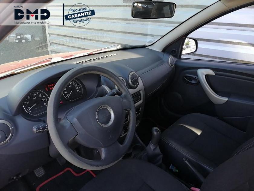 Dacia Sandero 1.5 Dci 90ch Fap Stepway Euro 5 - Visuel #4