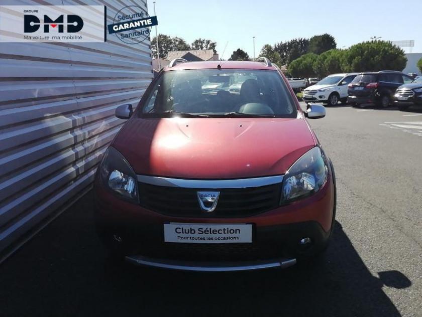Dacia Sandero 1.5 Dci 90ch Fap Stepway Euro 5 - Visuel #13