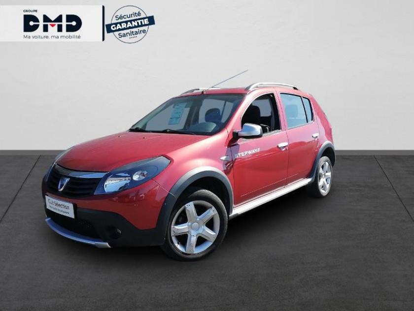 Dacia Sandero 1.5 Dci 90ch Fap Stepway Euro 5 - Visuel #1