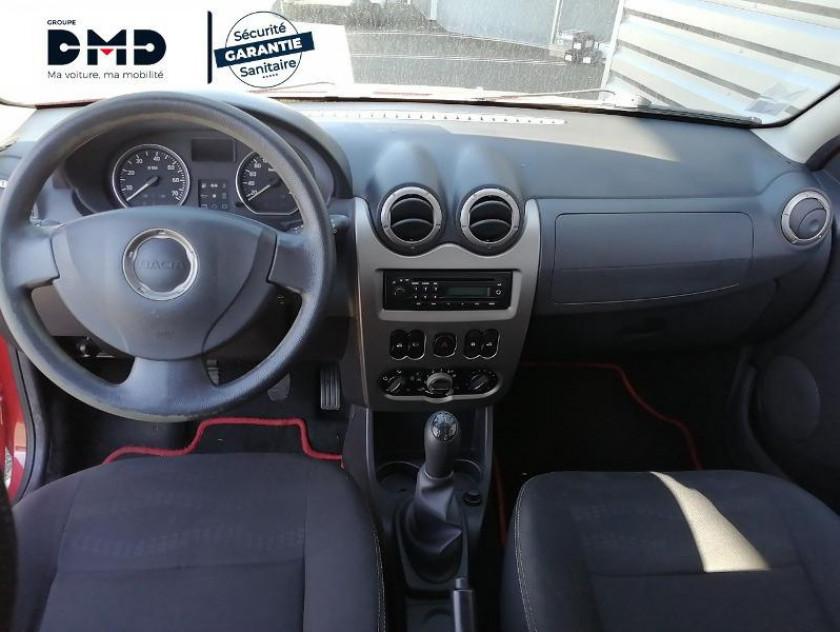 Dacia Sandero 1.5 Dci 90ch Fap Stepway Euro 5 - Visuel #10