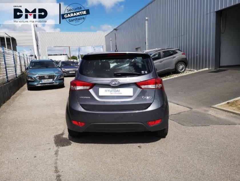 Hyundai Ix20 1.6 125ch Creative Bva - Visuel #11
