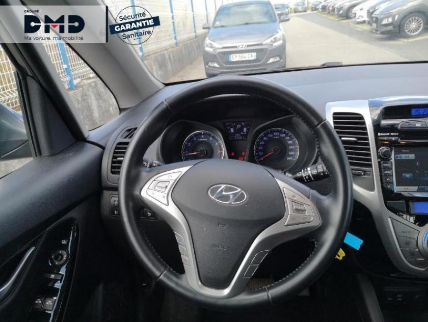 Hyundai Ix20 1.6 125ch Creative Bva - Visuel #7