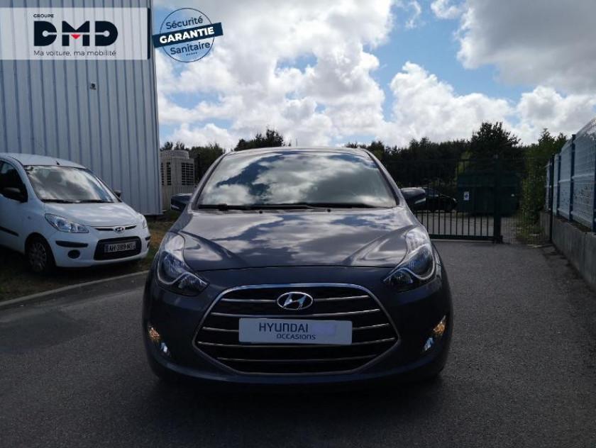 Hyundai Ix20 1.6 125ch Creative Bva - Visuel #4