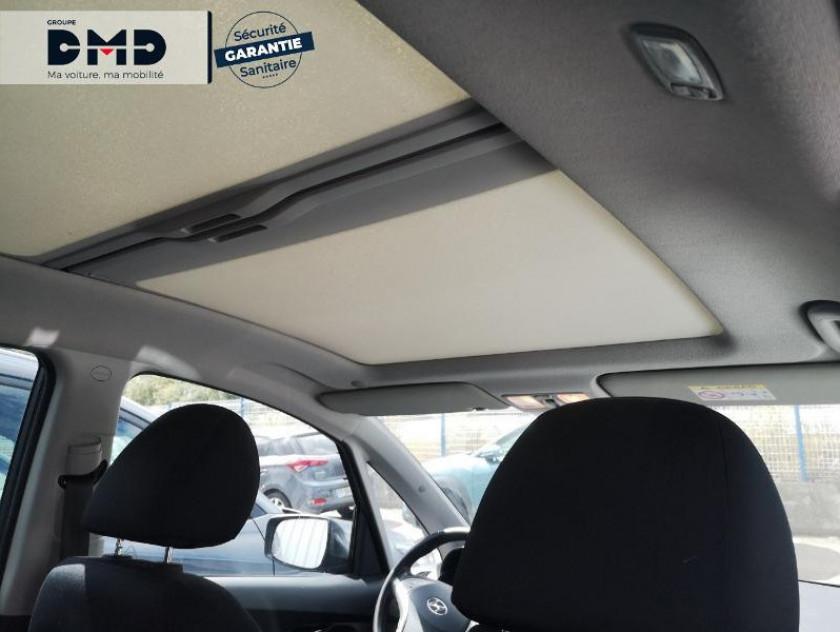 Hyundai Ix20 1.6 125ch Creative Bva - Visuel #14