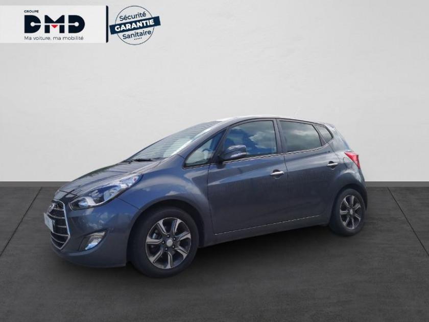 Hyundai Ix20 1.6 125ch Creative Bva - Visuel #1