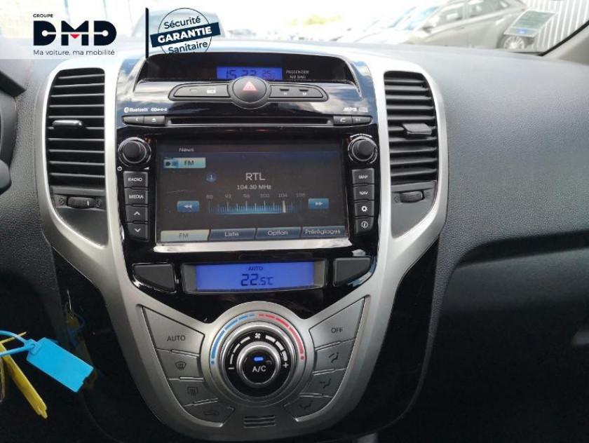 Hyundai Ix20 1.6 125ch Creative Bva - Visuel #6