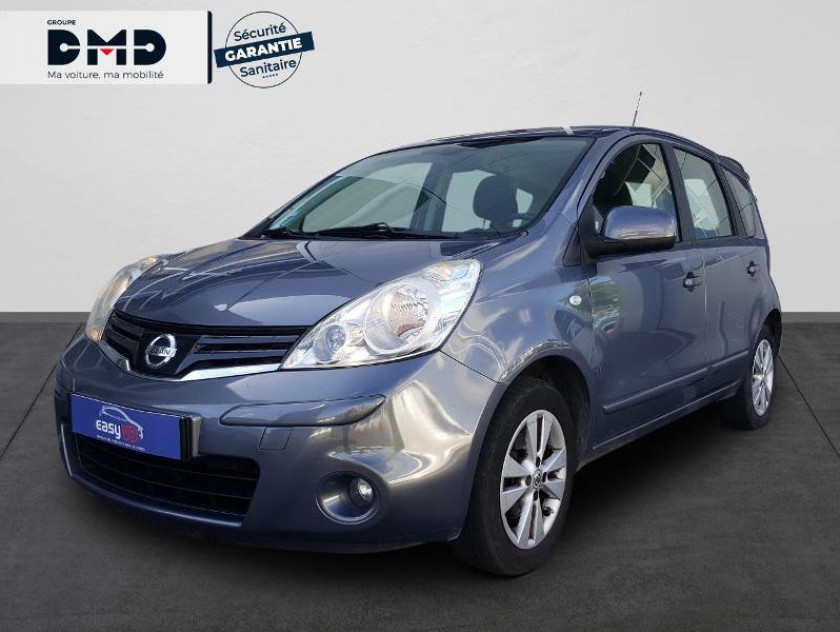 Nissan Note 1.4 88ch Life+ - Visuel #1