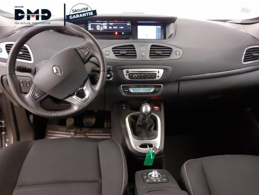 Renault Scenic 1.5 Dci 110ch Energy Limited Euro6 2015 - Visuel #5