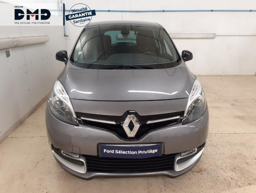 Renault Scenic 1.5 Dci 110ch Energy Limited Euro6 2015 - Visuel #4