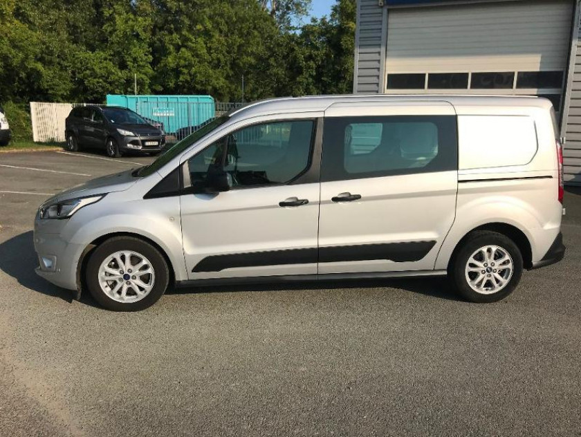 Ford Transit Connect L1 1.5 Td 100ch Stop&start Cabine Approfondie Trend Bva - Visuel #6