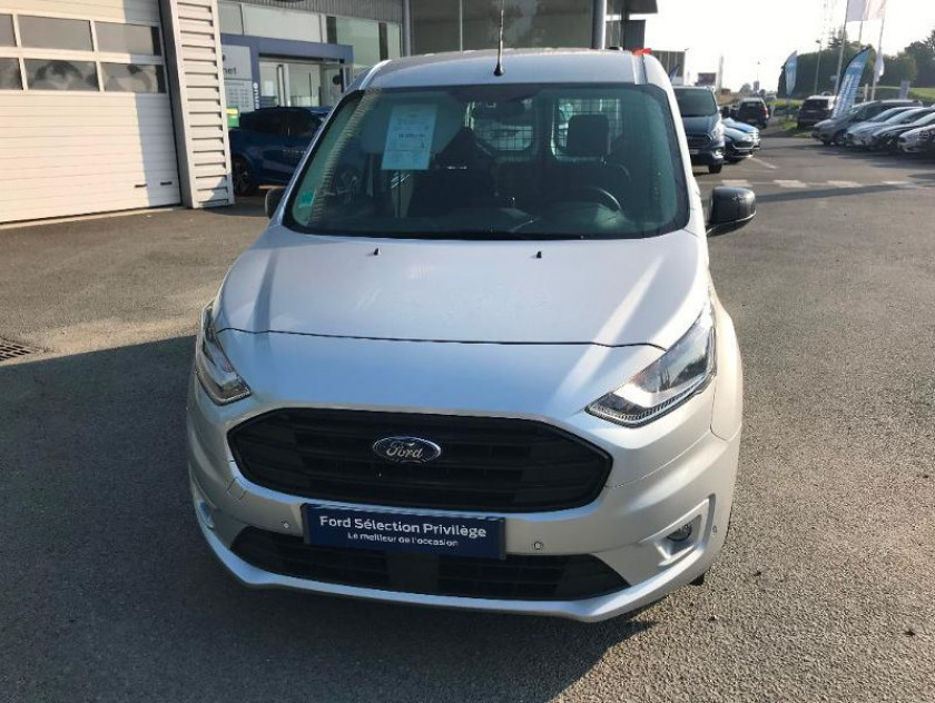 Ford Transit Connect L1 1.5 Td 100ch Stop&start Cabine Approfondie Trend Bva - Visuel #4