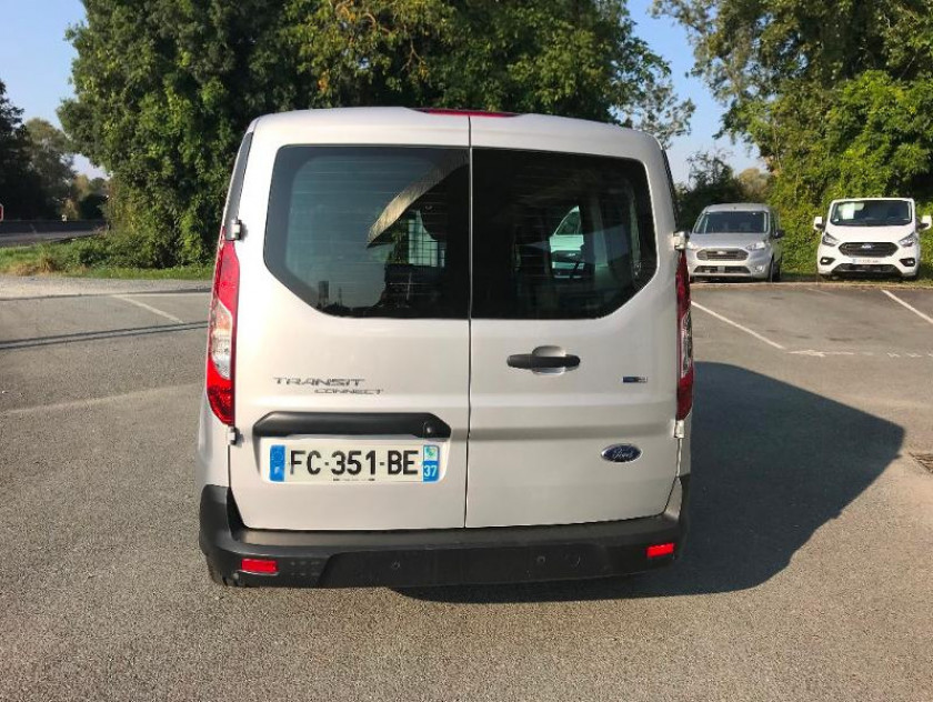 Ford Transit Connect L1 1.5 Td 100ch Stop&start Cabine Approfondie Trend Bva - Visuel #7