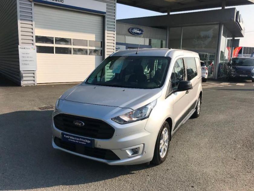 Ford Transit Connect L1 1.5 Td 100ch Stop&start Cabine Approfondie Trend Bva - Visuel #1