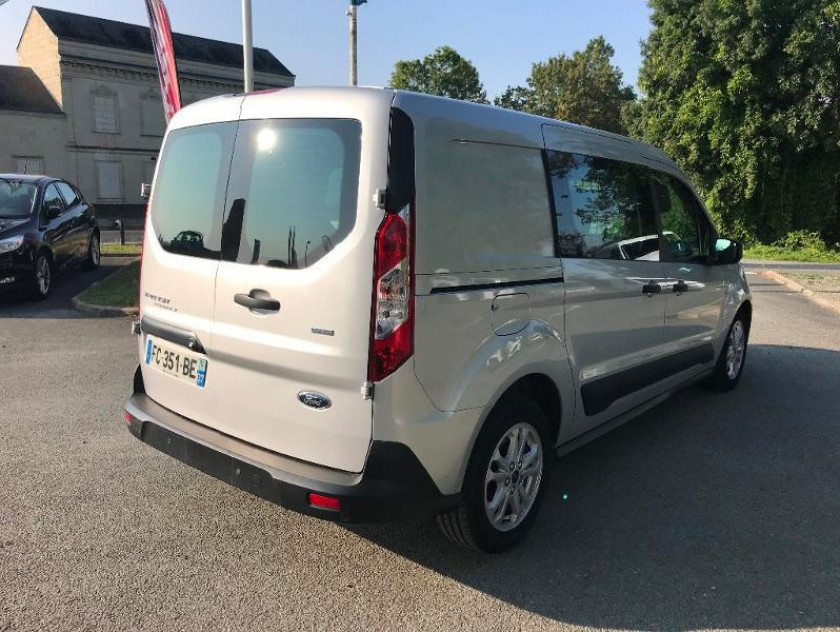 Ford Transit Connect L1 1.5 Td 100ch Stop&start Cabine Approfondie Trend Bva - Visuel #3