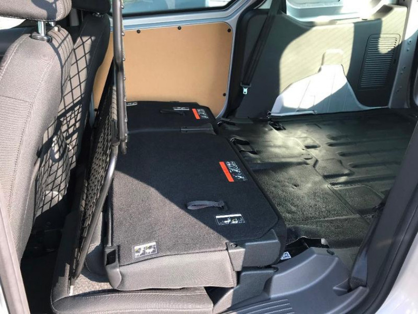 Ford Transit Connect L1 1.5 Td 100ch Stop&start Cabine Approfondie Trend Bva - Visuel #12