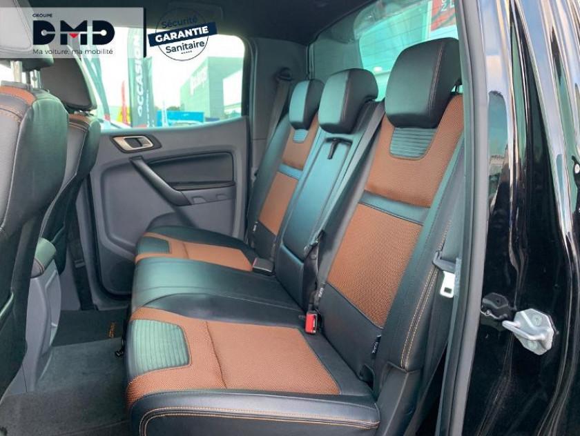 Ford Ranger 3.2 Tdci 200ch Double Cabine Wildtrak X Bva - Visuel #10