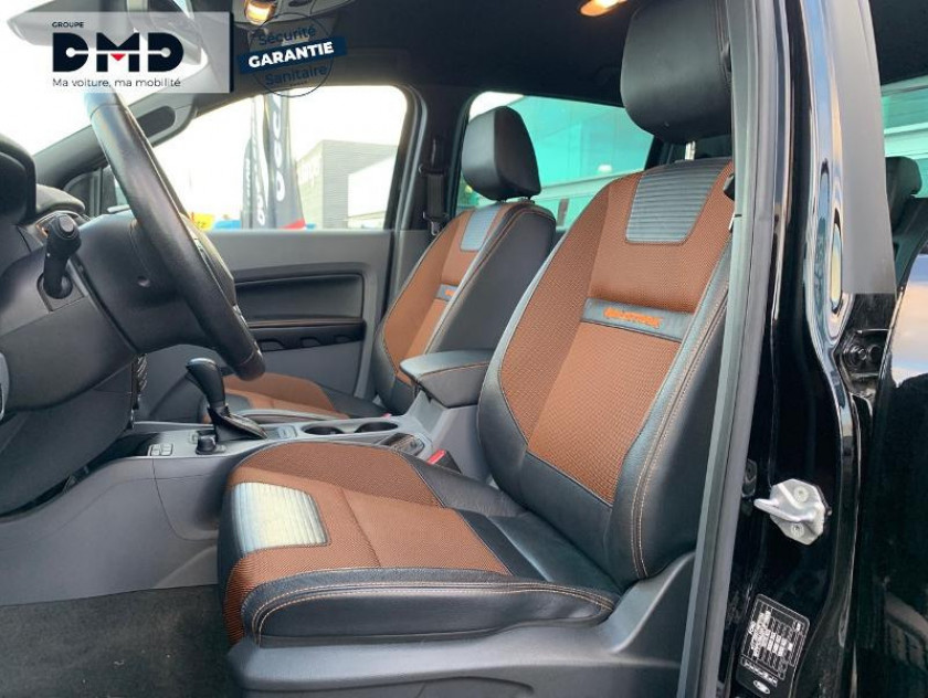 Ford Ranger 3.2 Tdci 200ch Double Cabine Wildtrak X Bva - Visuel #9