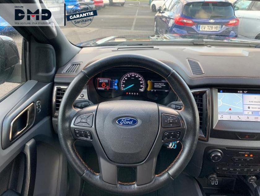 Ford Ranger 3.2 Tdci 200ch Double Cabine Wildtrak X Bva - Visuel #7