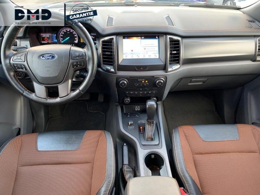 Ford Ranger 3.2 Tdci 200ch Double Cabine Wildtrak X Bva - Visuel #5