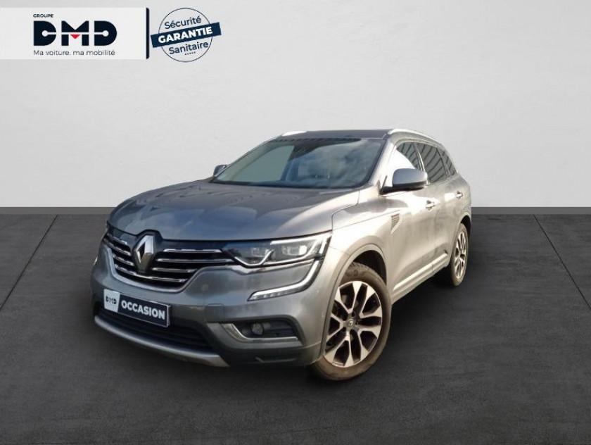 Renault Koleos 2.0 Dci 175ch Energy Intens 4x4 - Visuel #1