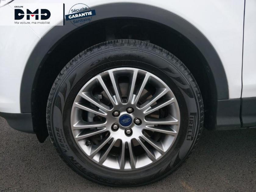 Ford Kuga 2.0 Tdci 115ch Fap Titanium - Visuel #13