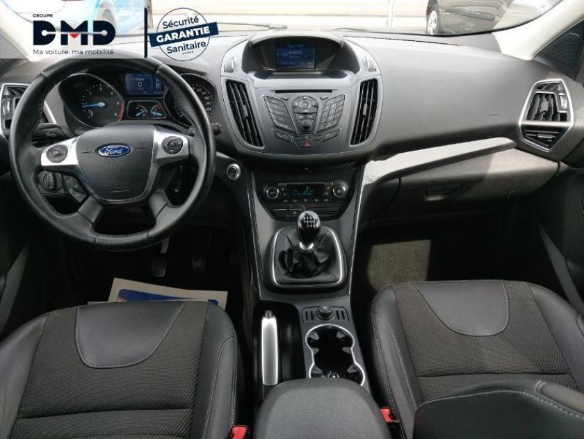 Ford Kuga 2.0 Tdci 115ch Fap Titanium - Visuel #5