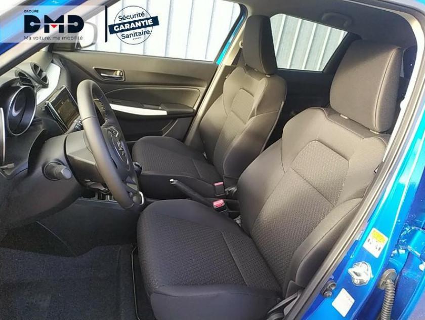 Suzuki Swift 1.2 Dualjet Hybrid 90ch Pk Euro6d-t - Visuel #9