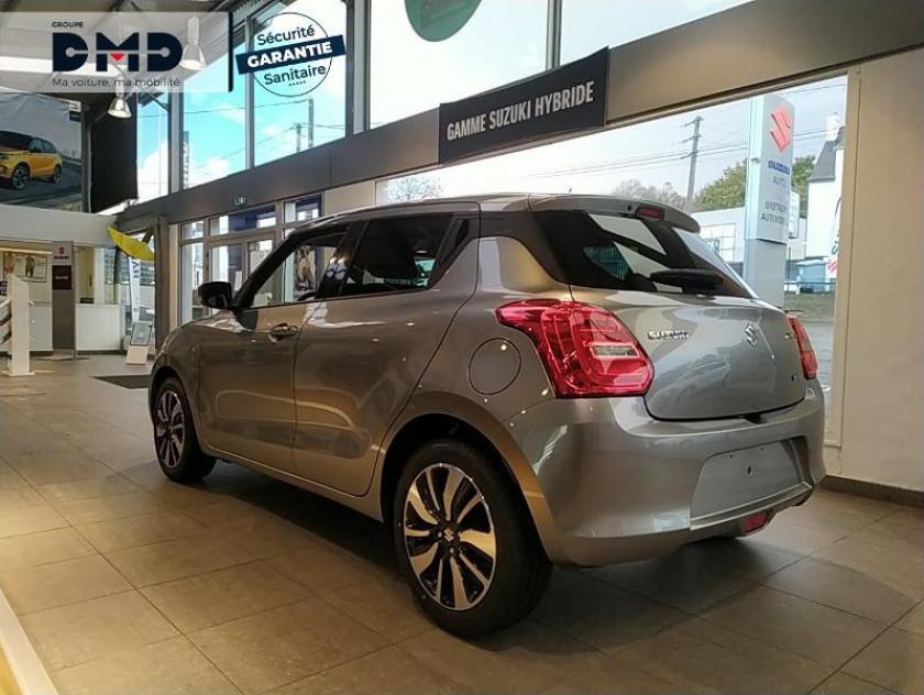 Suzuki Swift Swift 1,2 Dualjet Avantage Shvs - Visuel #3