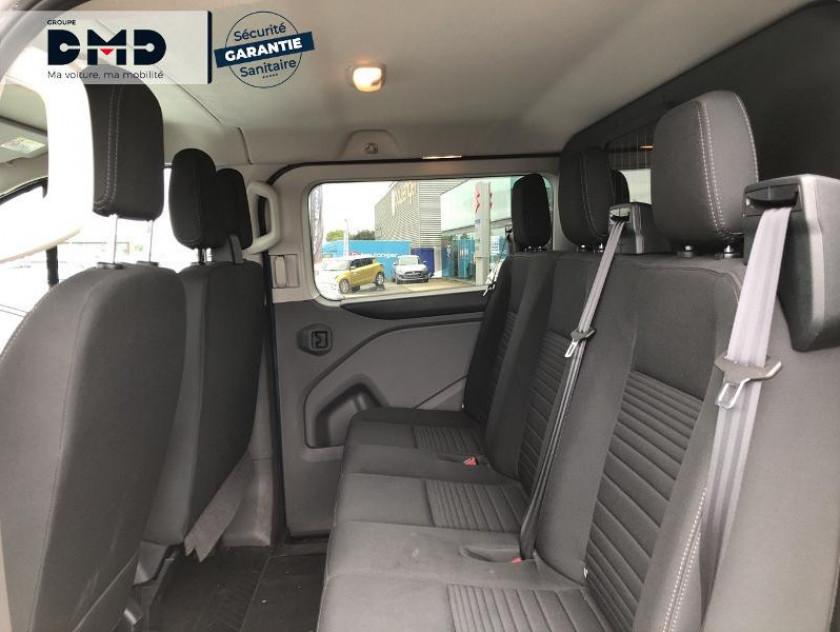 Ford Transit Custom Fg 300 L1h1 2.0 Tdci 130 Cabine Approfondie Limited - Visuel #10