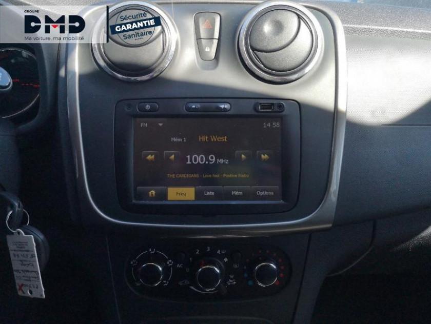 Dacia Sandero 1.5 Dci 90ch Eco² Lauréate - Visuel #6