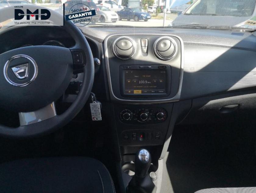 Dacia Sandero 1.5 Dci 90ch Eco² Lauréate - Visuel #5