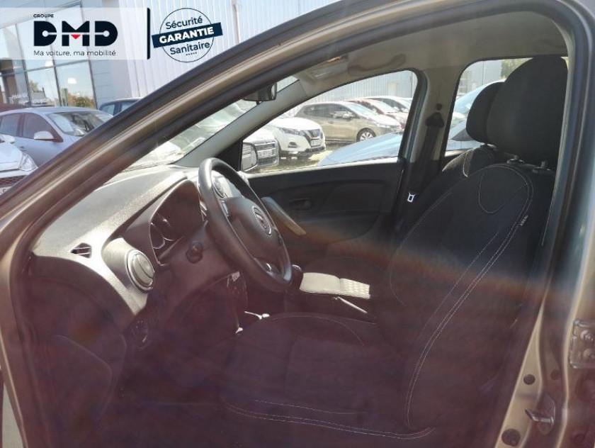 Dacia Sandero 1.5 Dci 90ch Eco² Lauréate - Visuel #9