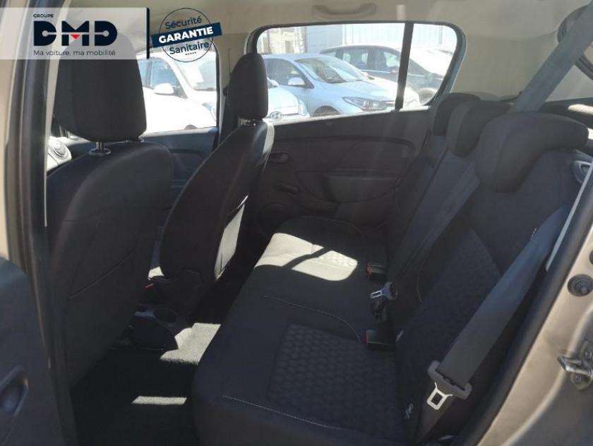 Dacia Sandero 1.5 Dci 90ch Eco² Lauréate - Visuel #10