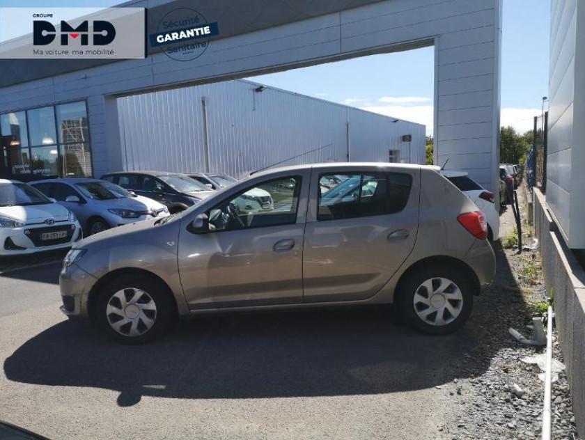 Dacia Sandero 1.5 Dci 90ch Eco² Lauréate - Visuel #2