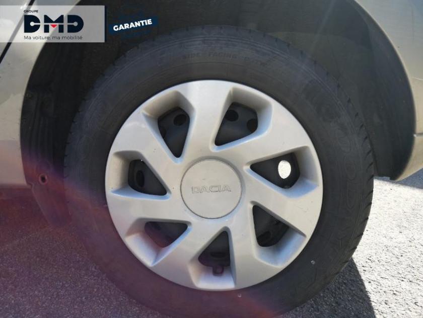 Dacia Sandero 1.5 Dci 90ch Eco² Lauréate - Visuel #13