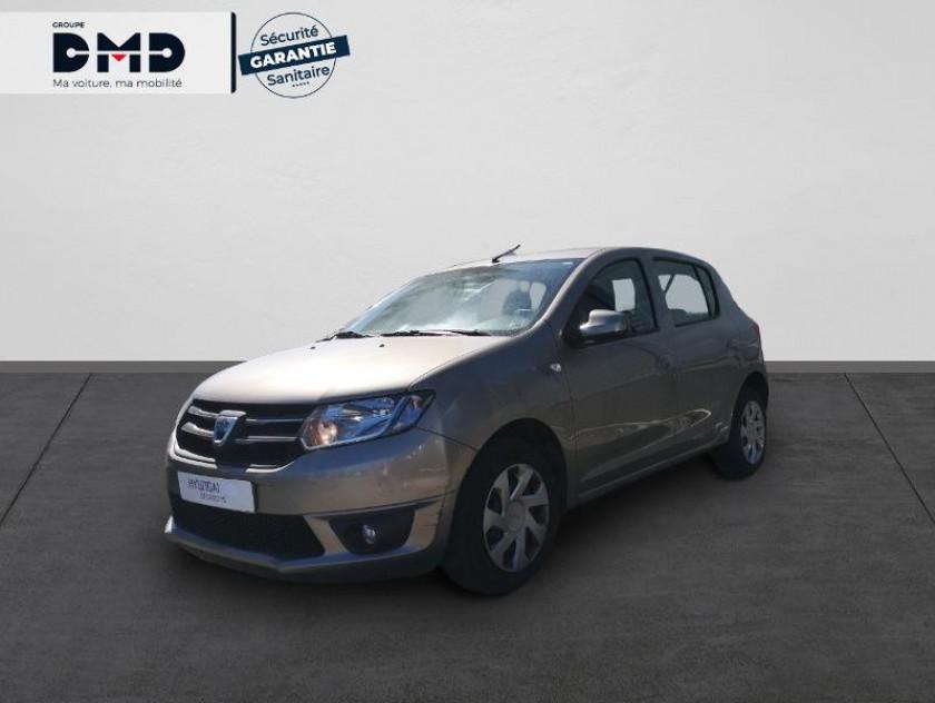 Dacia Sandero 1.5 Dci 90ch Eco² Lauréate - Visuel #1