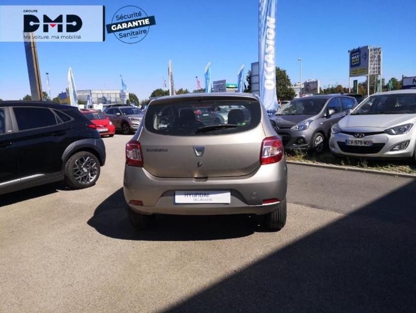 Dacia Sandero 1.5 Dci 90ch Eco² Lauréate - Visuel #11