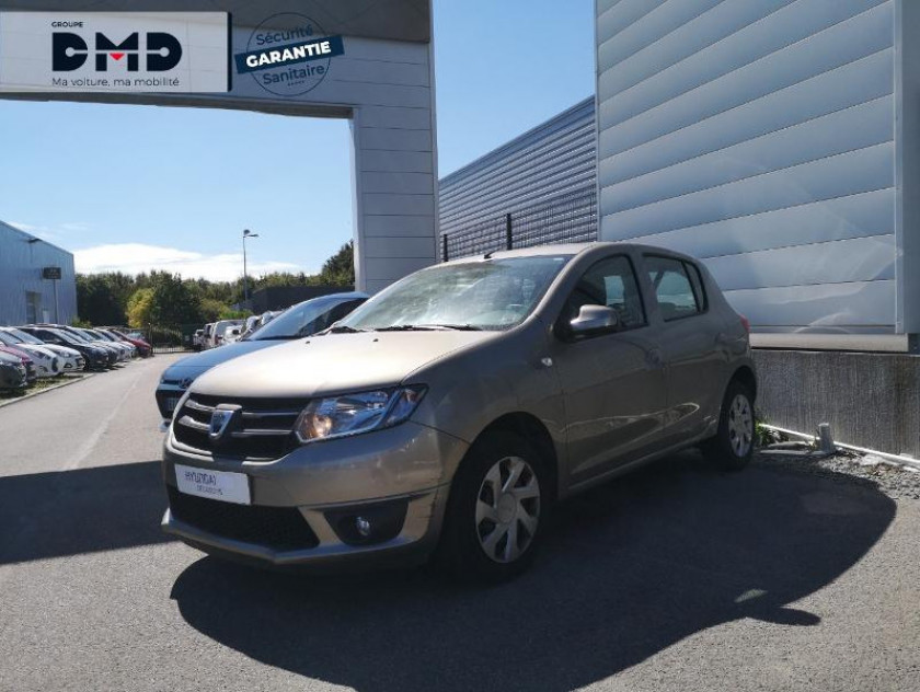 Dacia Sandero 1.5 Dci 90ch Eco² Lauréate - Visuel #14