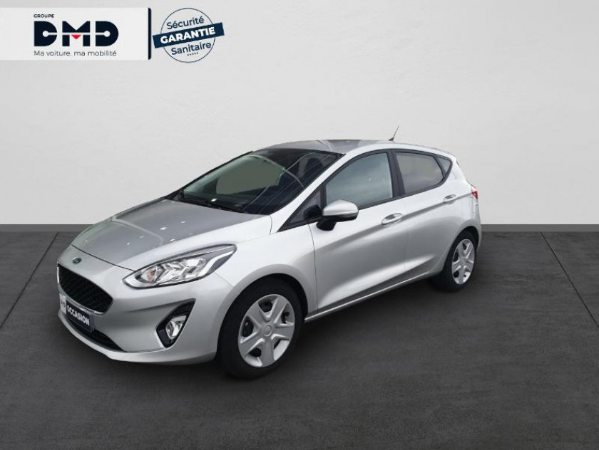Ford Fiesta 1.1 75ch Cool & Connect 5p - Visuel #1