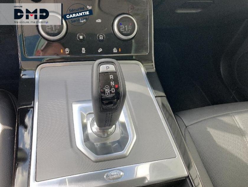 Land Rover Evoque 2.0 D 150ch S Awd Bva - Visuel #8